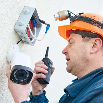 Connahs Quay business cctv system repairs